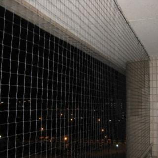 ドバト侵入防止ネット対策工事